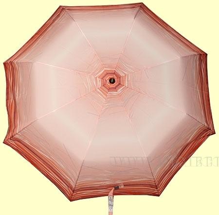 Зонт 23, полный автомат (Сиренево-красная абстракция) оптом