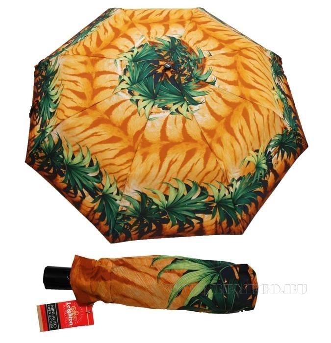 Зонт 23, полный автомат (Пальмовые листья) оптом
