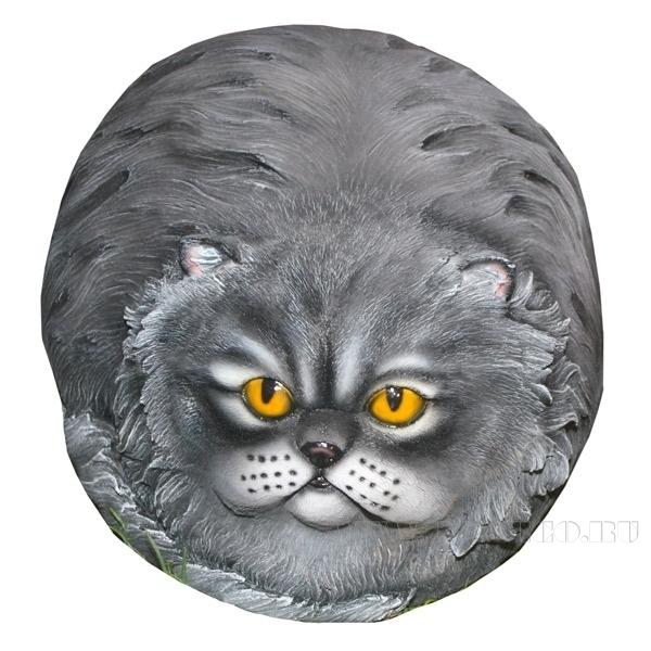 Камень декоративный Кот-бегемот , L52 W45 H33см оптом
