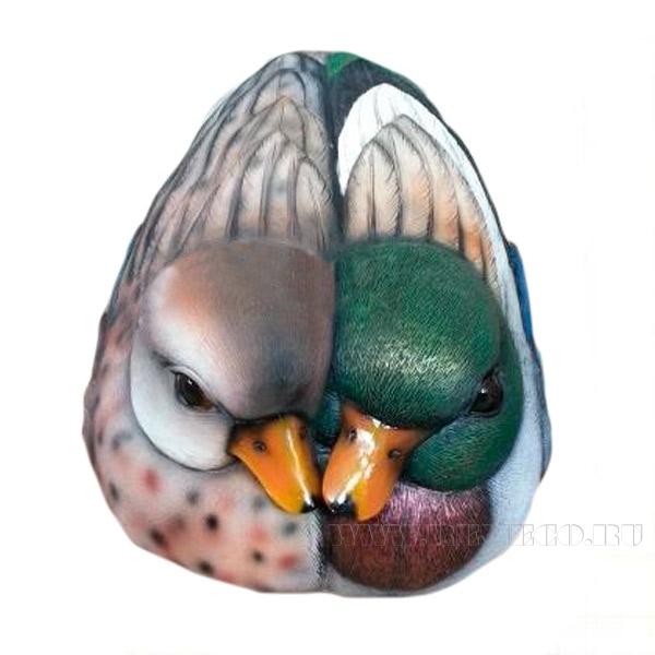 Камень декоративный Утята, 51х46х40см оптом