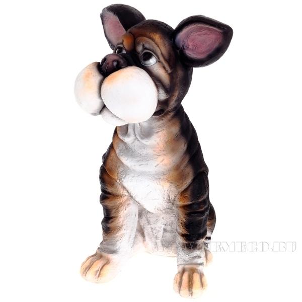 Фигурка декоративная Собака, L43 W38 H62 см оптом