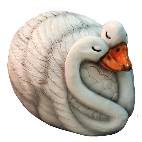 Камень декоративный (Лебеди) оптом