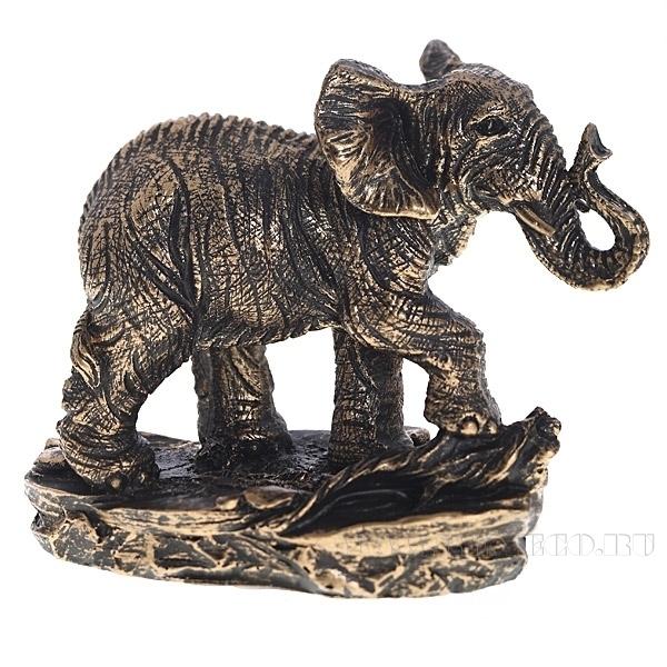 Фигура декоративная ( Слон L15W8H14 см) оптом