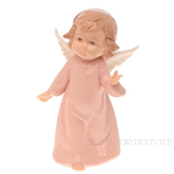 Фигурка декоративная Ангел. Несущий мудрость, H13,5 см оптом