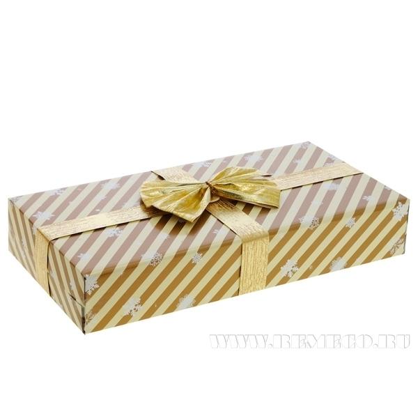 Подарочная упаковка, 29x15x5см оптом
