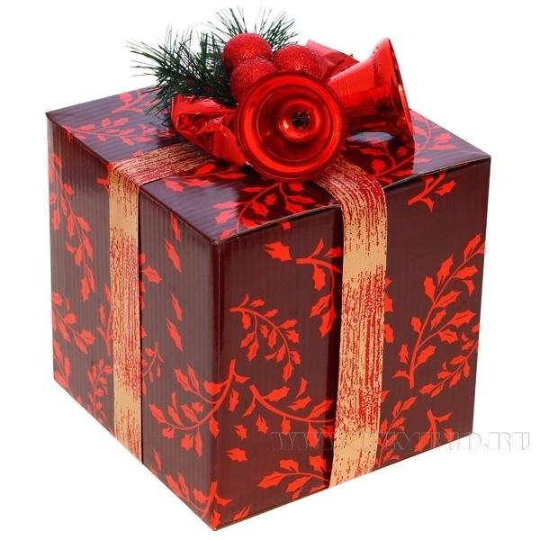 Подарочная упаковка, 15x15x15см оптом