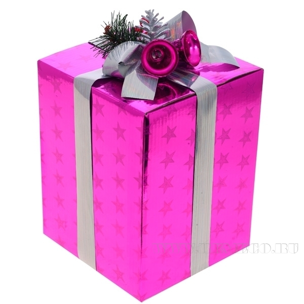 Подарочная упаковка, 15x15x20см оптом