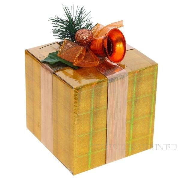 Подарочная упаковка, 10x10x10см оптом