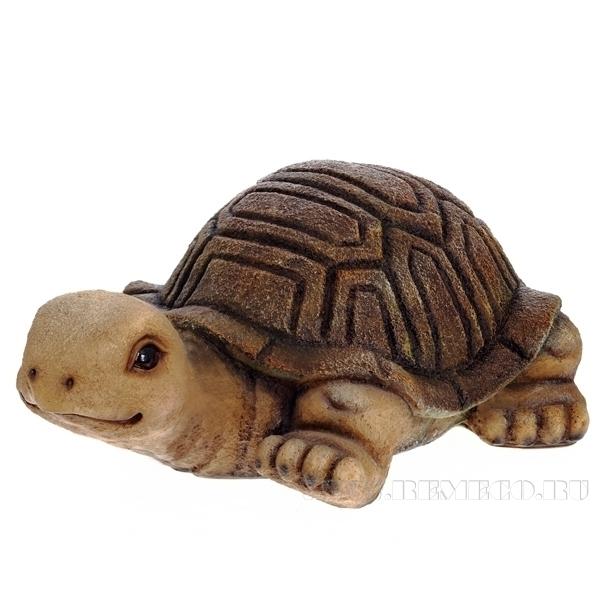 Фигура декоративная садовая Черепаха L32W41H17см) оптом