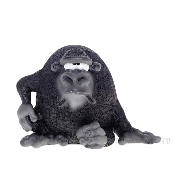 Копилка Шимпанзе. Где обед?, L15 W10 H10 см оптом