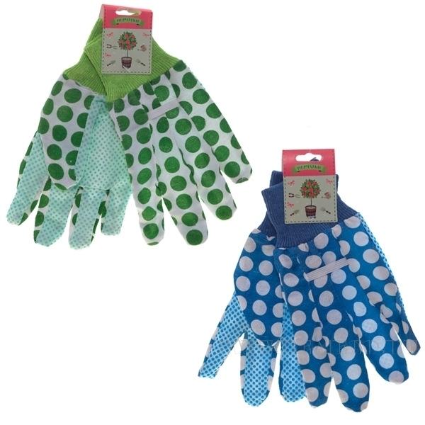 Перчатки садовые, размер M, L оптом
