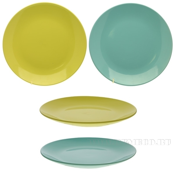Тарелка столовая, 27 см оптом