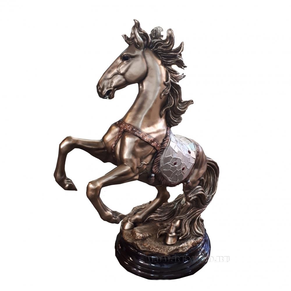 Фигура декоративная Конь большой H115 см оптом