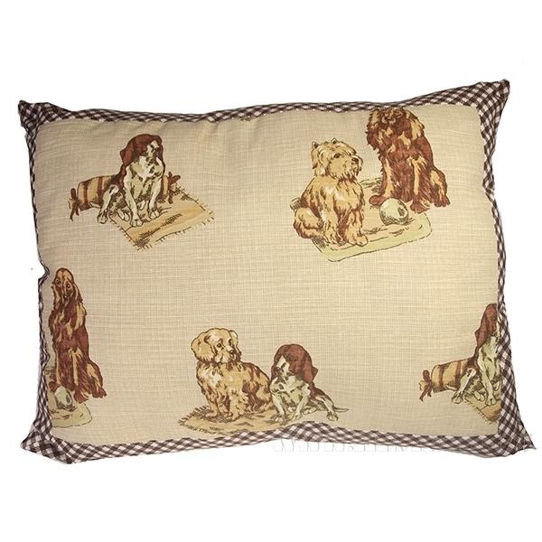 Подушка «Собаки»  50*40см оптом