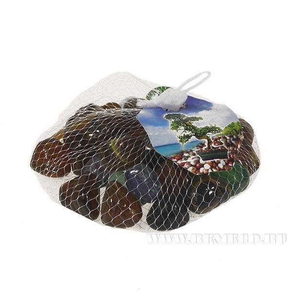 Набор декоративных камней, 500 гр. оптом
