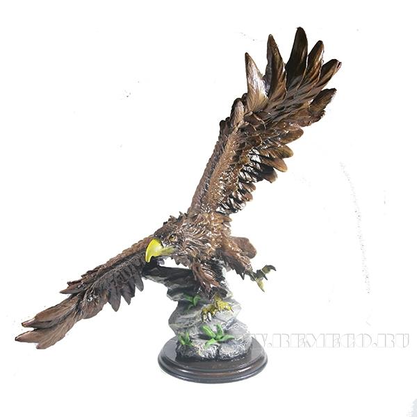 Фигура декоративная Орел (акрил)L49W28H49см оптом