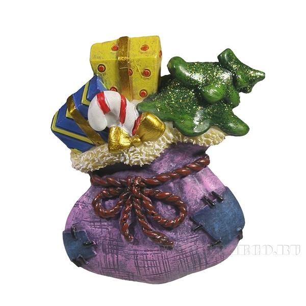 Магнит Мешок с подарками L4,5W1H5,5 оптом