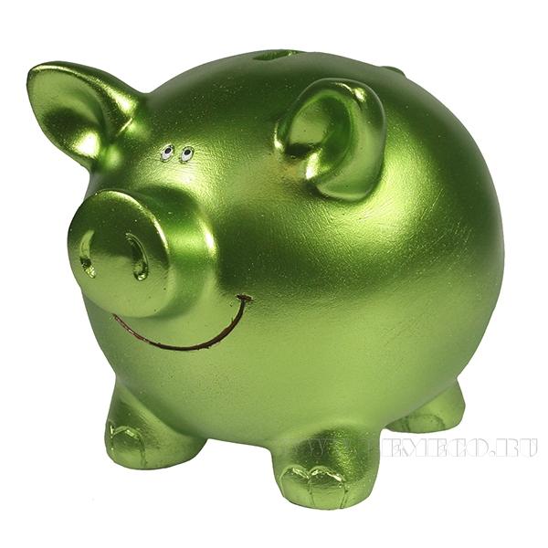 Копилка Свинка L15.5W12H11.5 оптом