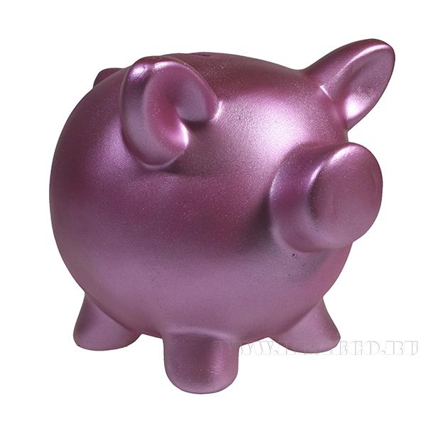Копилка Свинка L19W14.5H14.5 оптом