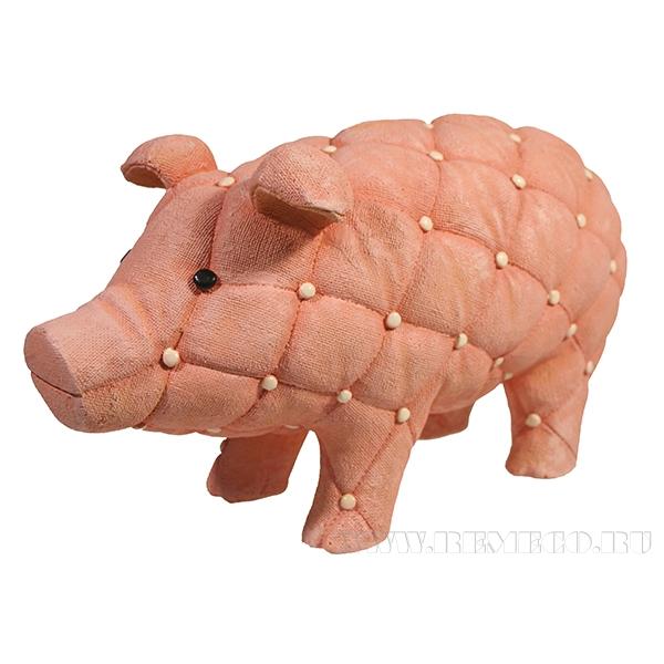 Копилка Свинка Свинити (вид№3) L27W12H14 оптом