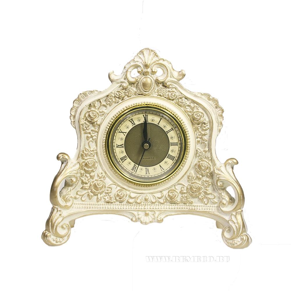 Композиция время (позолота) L21W6.5H19см оптом