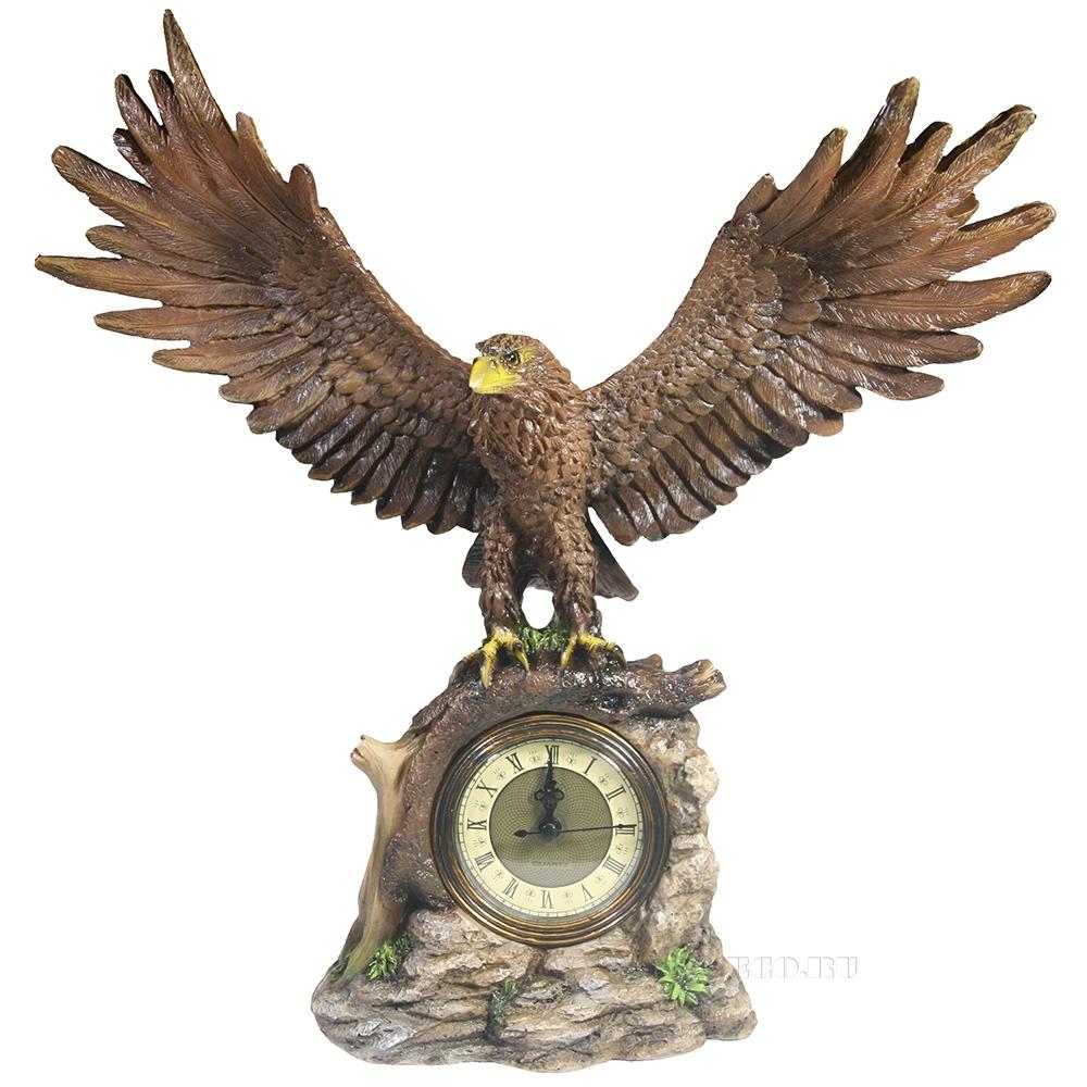 Композиция время Орел расправил крылья (акрил) Н35см. оптом