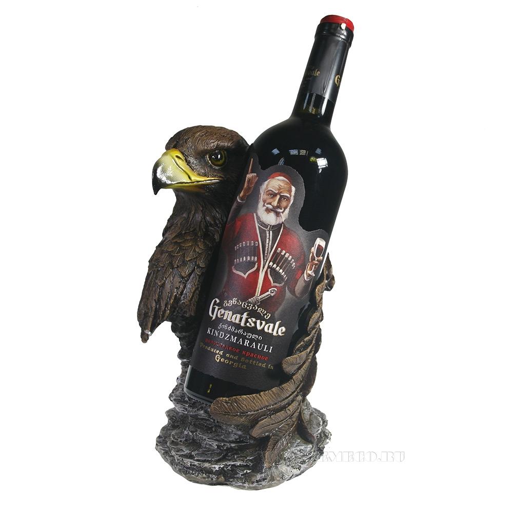 Подставка под бутылку Орел (акрил) L16,5W15H26 см оптом
