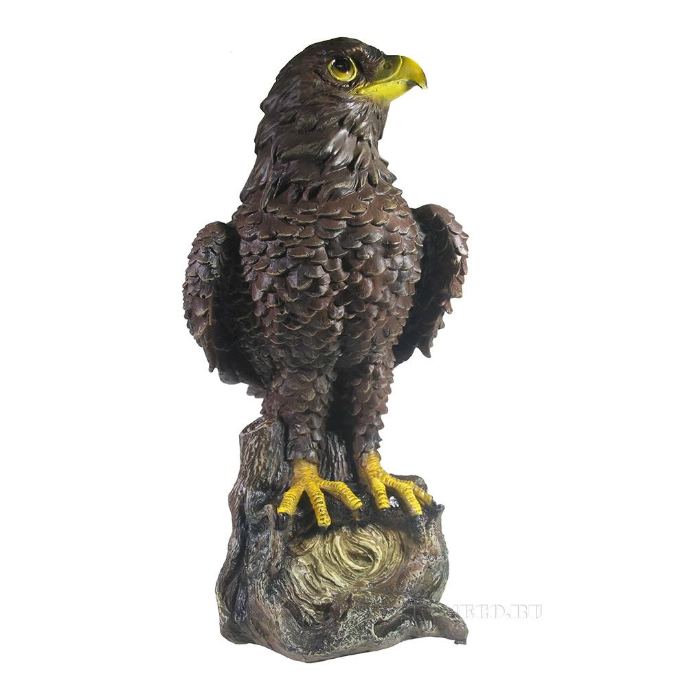 Фигура декоративная Орел L25W18H40 см оптом