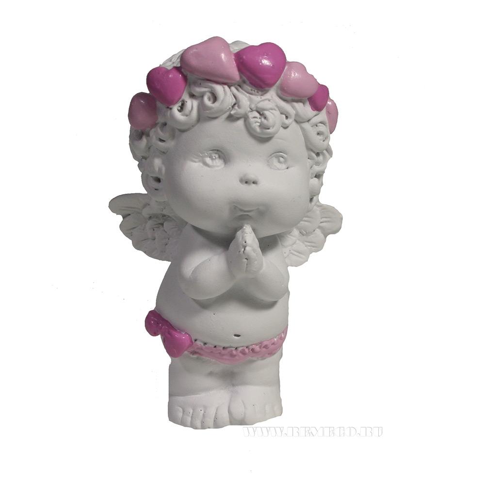 Изделие декоративное Ангел L5W6H9 оптом