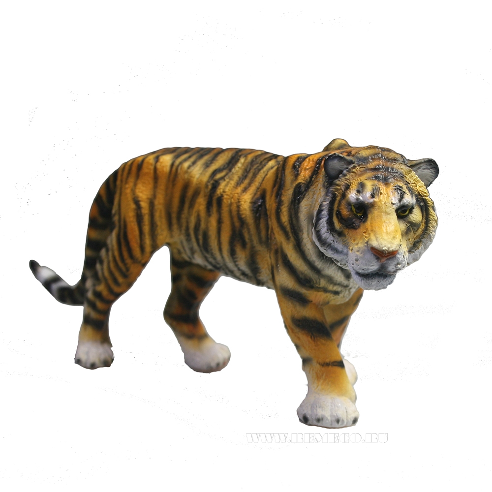 Фигура декоративная Тигр Амурский L15,5W5H7 оптом