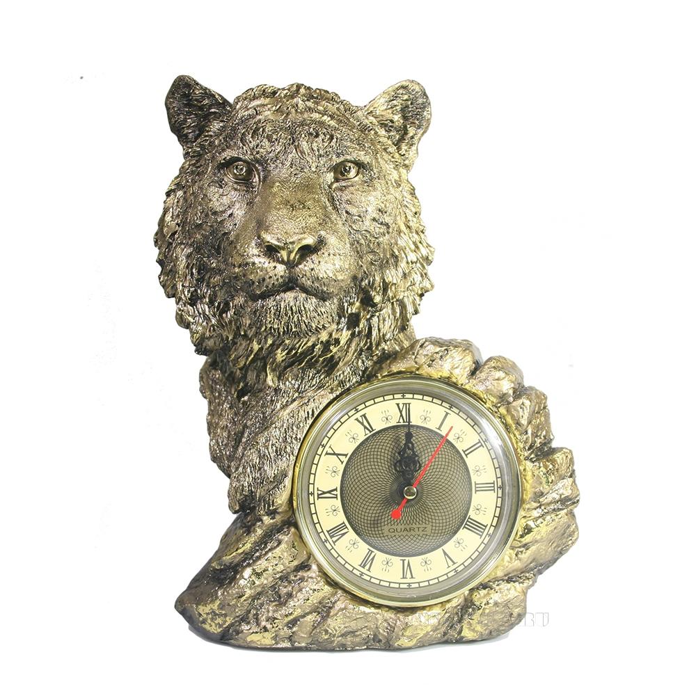 Композиция время Голова тигра (золото) оптом