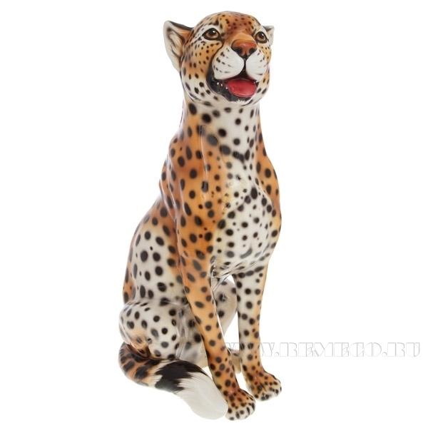 Фигурка декоративная Ягуар, 90 см оптом
