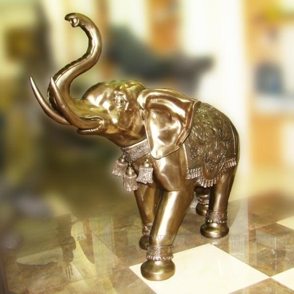 Фигурка декоративная Слон, H 109 см оптом