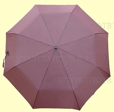 Зонт 23 цв., полный автомат, т-розовая оптом