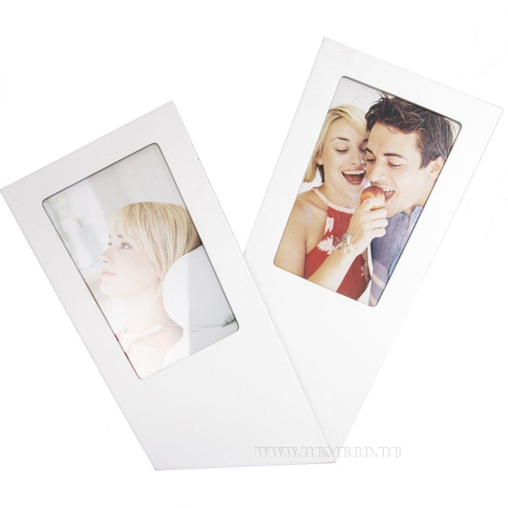 Фоторамка для 2 фотографий (10х15 см), 29х35х10 см оптом