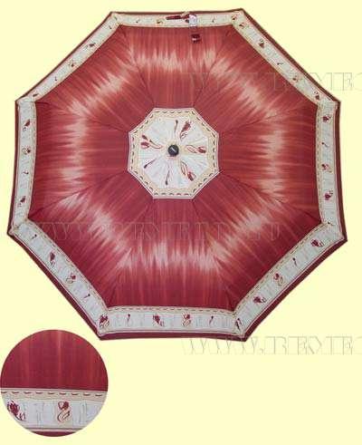Зонт 23,  полный автомат (Красно-желтая абстракция) оптом