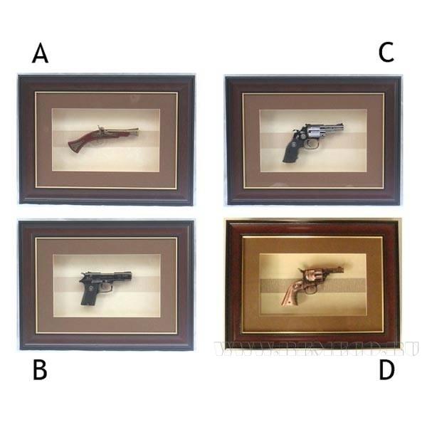 Панно Оружие, 39х4,5х29 см, 4 в. оптом