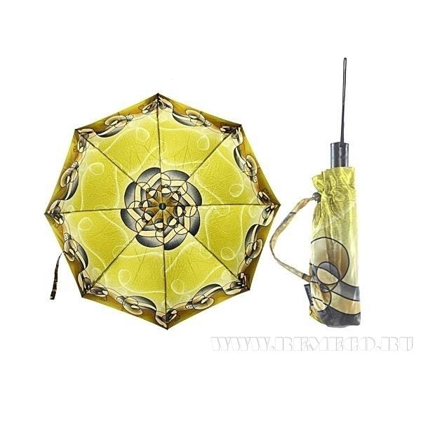 Зонт 23, полный автомат (Атласный) оптом