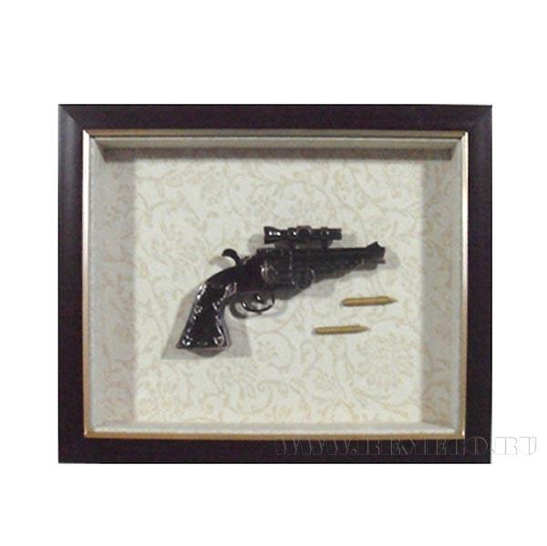Панно Оружие 28х23 см, 2 в. оптом