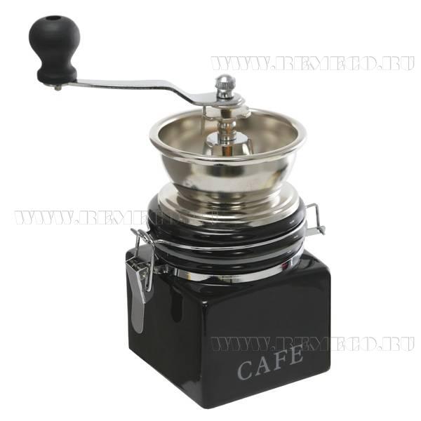 Ручная кофемолка, L9,5 H15 см оптом