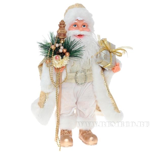 Дед Мороз, H 41 см оптом