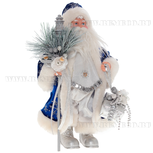 Дед Мороз, H 30 см оптом
