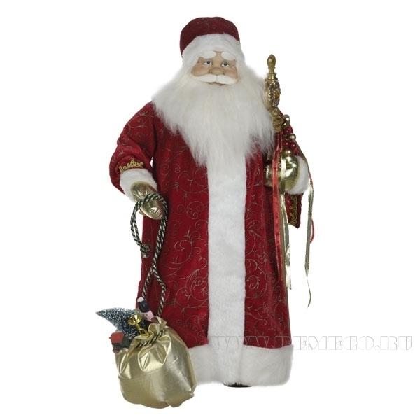 Дед Мороз, 61 см оптом