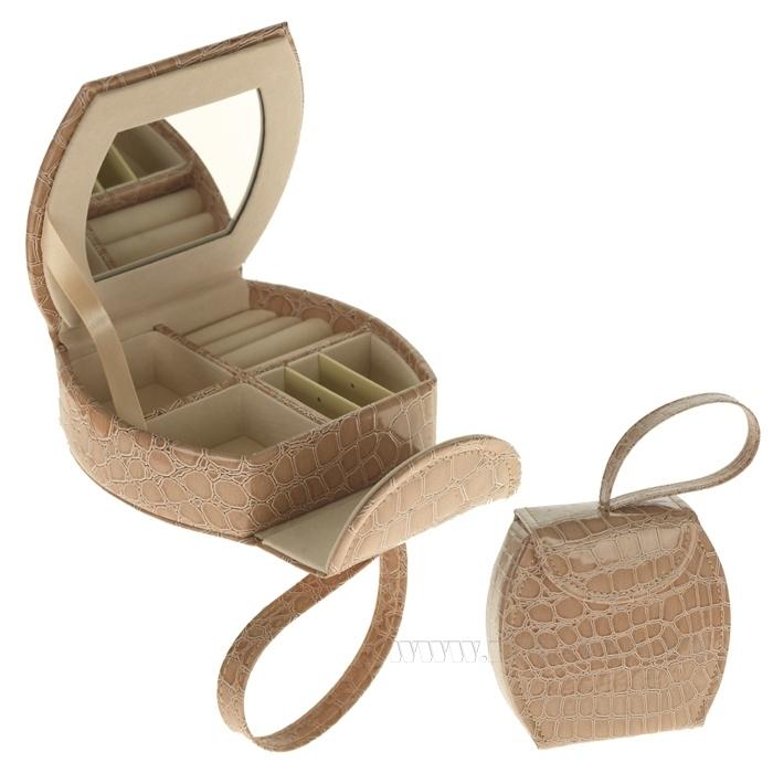 Шкатулка-сумочка, L11 W9 H6 см оптом