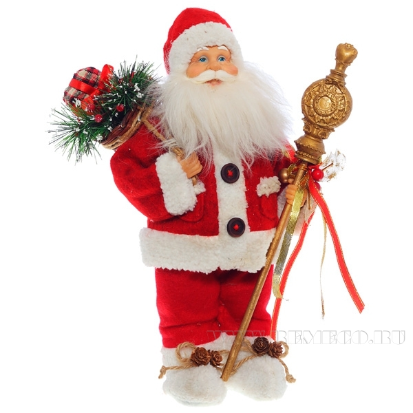 Дед Мороз, 30 см оптом