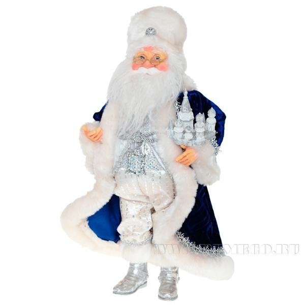 Дед Мороз, H 51 см оптом