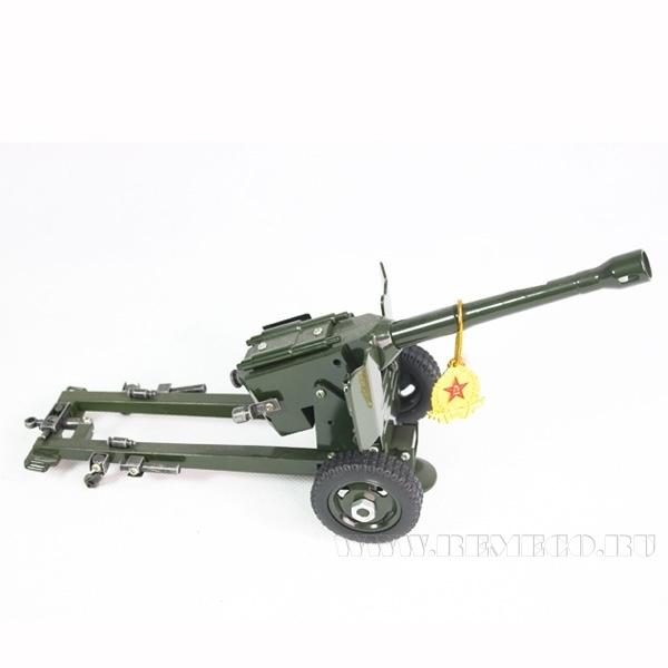 Декоративное изделие Артиллерийская пушка-зажигалка, L30 см оптом