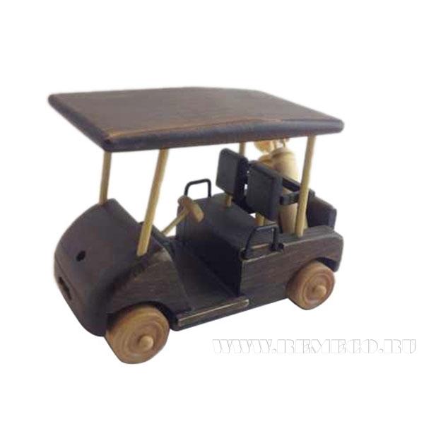 Изделие декоративное Автомобиль, L15 W8 H11,5 см оптом