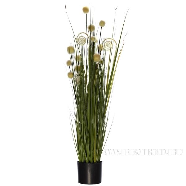 Декоративное изделие Полевые цветы, H122 см оптом