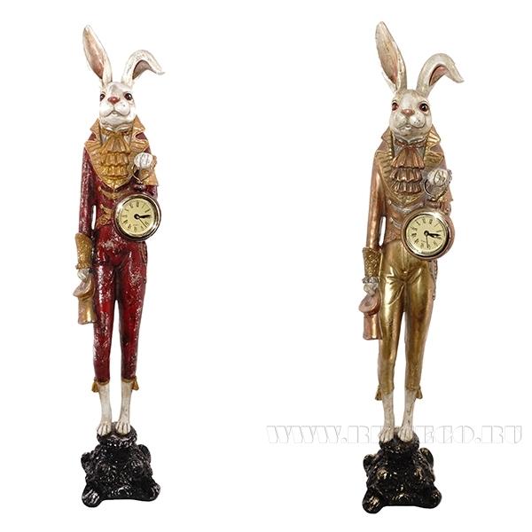 Композиция Время Кролик, 11x10.5x54, 2в. оптом